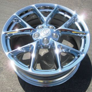 19 Factory Nissan Maxima Altima M45 Chrome Wheels Rims 2009 11