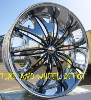 22 INCH V820 RIMS WHEELS AND TIRES CHARGER R/T SE SXT MAGNUM 300 C
