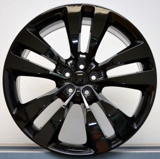 2012 SRT8 Gloss Black 300C Magnum Challenger Wheels Rims Set