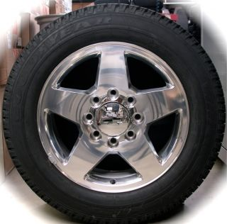 13 Chevy Silverado GMC Sierra 2500 3500 HD 8 Lug 20 Wheels Rims Tires