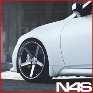 GS400 GS430 GS Stance SC 5IVE Concave Staggered Wheels Rims