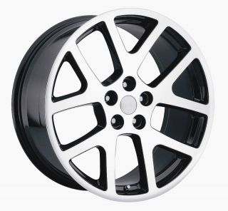 20 Viper SRT8 300C Charger Magnum Wheels Rims MB