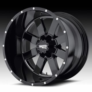 18 Moto Metal 962 Black Rims w 33x12 50x18 Toyo Open Country MT Tires