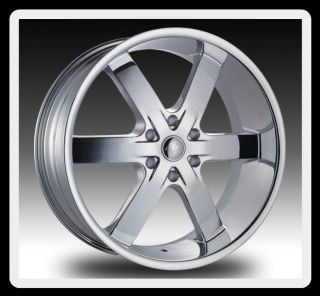 PATHFINDER UPLANDER ESCALADE EXT AVALANCHE TAHOE CHROME WHEELS RIMS