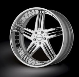 21 Vellano VSW Custom Forged Wheels Rims Land Rover Mercedes Cadilla