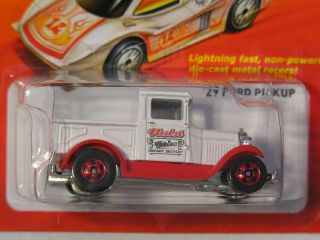 Hot Wheels 2012 Hot Ones Series 29 Ford Pickup White