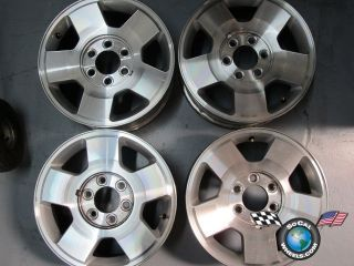 10 Ford F150 Expedition Factory 17 Wheels Rims OEM 3356 5L34 1007 GA