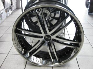 26 GIANELLE FIJI WHEELS & TIRE GIOVANNA GG DUB 24 FORGIATO ASANTI DUB
