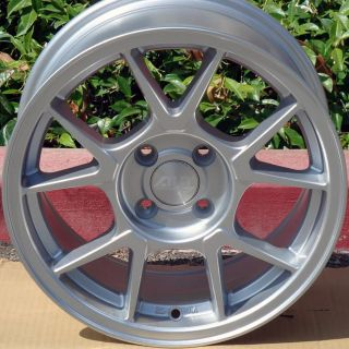 Alt 1568 15x7 4x100 Wheels Rims Honda VW BMW