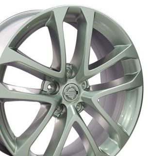Altima Silver Wheels Set of 4 62521 Rims Infiniti I30 I35