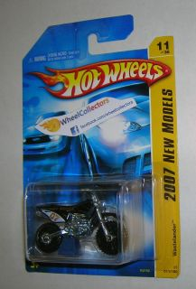 Black with RARE Black Rims 2007 Hot Wheels New Models 11 36