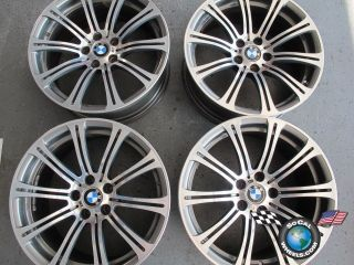 08 11 BMW M3 E90 Factory 19 Wheels Rims 00 07 BMW M3 E46 71234 71235