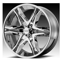 22 Inch Chrome Wheels Rims Ford F150 Truck Expedition Lincoln