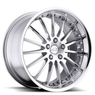 Whitley 18x9 5 Chrome Alloy Wheels Rims 5x120 20 S Type XF XJ XK