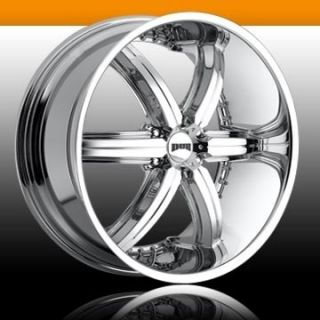 22 Dub Bomber Wheels New asanti FOOSE Tis