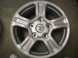 18 Toyota Tundra Land Cruiser TRD Polished Factory Wheels Rims