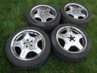 AMG Mercedes Wheels Rims