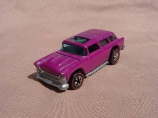 Hot Wheels Redline Red Line Vintage 1969 Alive 55 55 Purple