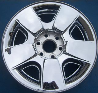 SILVERADO AVALANCHE TAHOE 1500 PICKUP 20 FACTORY WHEEL RIM CHROME NICE
