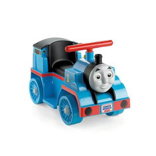 Power Wheels Fisher Price Thomas The Train 6 Volt Ride on zTS