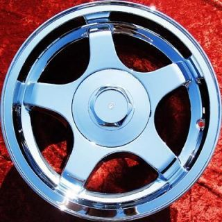 NEW 17 CHEVROLET IMPALA SS FACTORY OEM CHROME WHEELS RIMS CAPRICE 5026