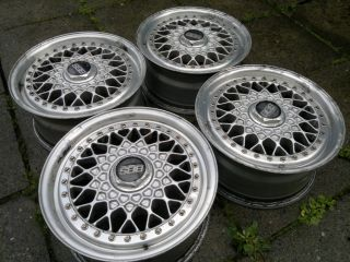 Genuine BBs RS Alloy Wheels 7JX15 ET35 5x112 CB 66mm