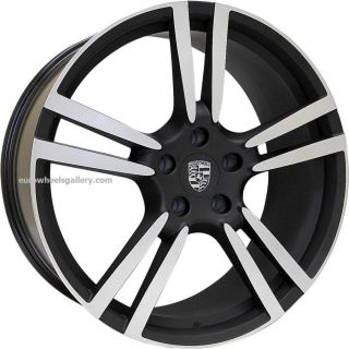 20 Eurosport PR5 Turbo II Style Wheels Set For Porsche Panamera Rims