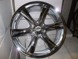 22x9 Chrome Mitsubishi Pajero Shogun Alloy Wheels 6x139 7 67 1