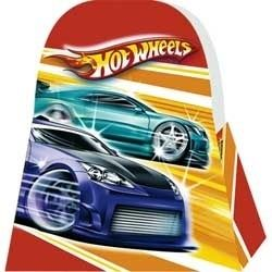 Hot Wheels Treat Boxes Birthday Party Supplies Favors