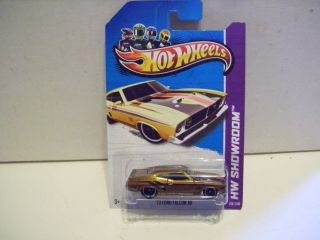 Hot Wheels 2012 73 Ford Falcon XB Super Secret Treasure Hunt Read See