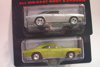 Hot Wheels Ultra Hots 69 Dodge Charger One Antifreeze One Silver