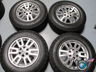 Ford Expedition F150 Factory 18 Wheels Tires Rims 3657 Hankook