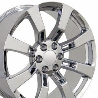 Escalade Limited Wheels Rims GM Tahoe Silverado Suburban