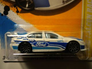 2012 Ford Falcon Race Car Hot Wheels 75 Available