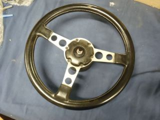 FIREBIRD TRANS AM BANDIT FORMULA STEERING WHEEL 70 71 72 75 76 77 79