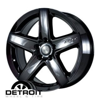 Jeep SRT8 20 Black PVD Chrome Factory Wheels Rims Outright