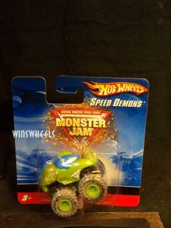 Hot Wheels 06 Speed Demons Turtles All Dirty Tires Amer