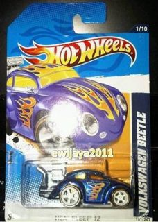 Hot Wheels Super Treasure Hunt$ Mystery 2012 Volkswagen Beetle