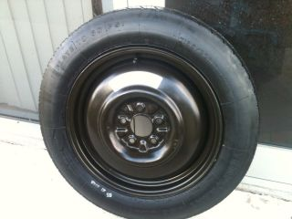 04 Ford Escape Mazda Tribute Spare Tire Wheel Donut 135 90 17