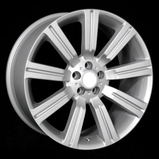 20 Stormer Style Wheels Rims Fit Range Rover Sport Supercharged