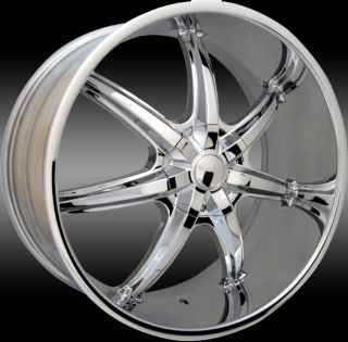 18x7 5 Et 38 Chrome Elure 014 Wheels Rims 5 Lug Front Wheel Drive Cars