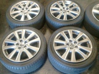 18 Lexus gs350 GS300 GS430 Wheels Tires Factory 2013 5x114 3 Toyota