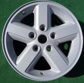 Jeep Wrangler Rubicon 16 Alloy Wheel Rim X
