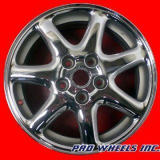 Seville 16x7 Chrome Factory Original Wheel Rim 4539 39971