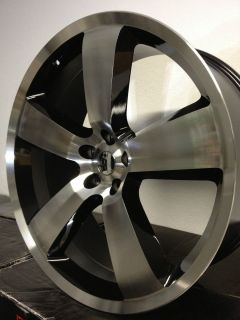 Dodge Charger SRT 8 Factory OE Replica Wheels Rims 5x115