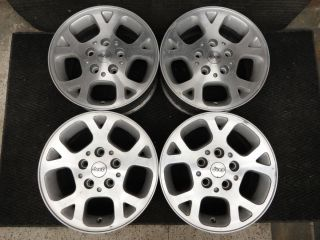 Jeep Grand Cherokee Wheels Factory Stock Alloy Rims 99 00 01 02