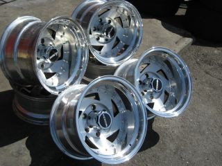 15 American Racing AR226 Rims Wheels Set 15x10 6x139 7 6x5 5 4x4