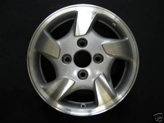 Honda Accord 98 00 Alloy Wheel Rim Mag 15 x 6 129