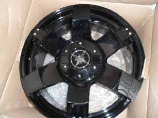 Ion Alloy 185 22 Wheel Rim Black