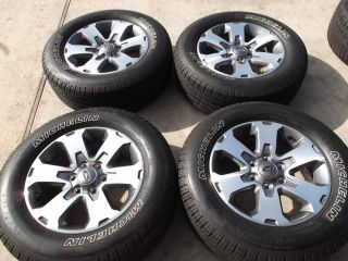 18 Ford F150 Wheels Tires Rims Expedition Lincoln Navigator Mark Lt